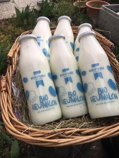 Demeter-Milch von Marksteiner